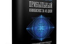 Видеокурс «Прибыльный инфобизнес за 45 дней»