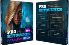 Видеокурс «PRO RETOUCHER NEON»