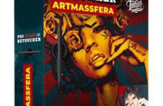 Видеокурс «Artmassfera в стиле pop-art для помещения»