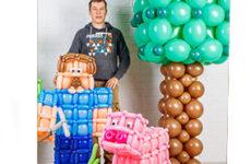 Видеокурс «Бизнес на шариках»